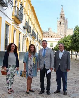 Presentación del IV Foro Iberoamericano de Alcaldes