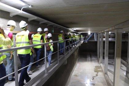 Ayuntamiento de Sevilla y Emasesa ejecutan plan de refuerzo de mantenimiento de la red de evacuación de aguas pluviales