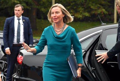 "Kosovo.- Mogherini insta a Kosovo a ""actuar decididamente para avanzar en su camino europeo"""