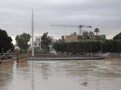 La CHS informa que el Río Segura no se ha desbordado en la ciudad de Murcia