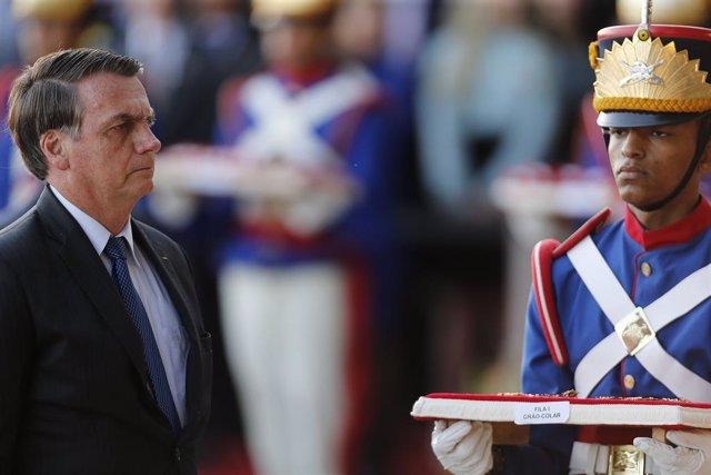 """Brasil.- Bolsonaro arremete contra una """"parte de la gran prensa"""": """"Es nuestra en"""