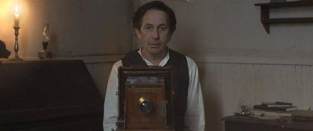 Fotograma de la película 'Blanco en Blanco'que se exhibirá en el FICX