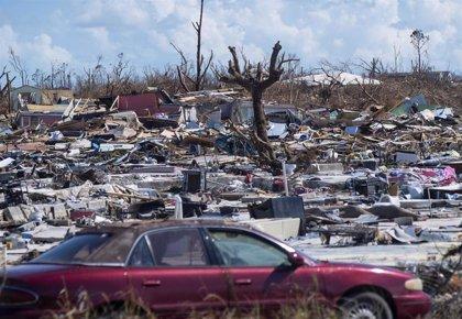 Un nuevo temporal golpea Bahamas sin que aún se haya recuperado de 'Dorian'