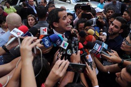 """Venezuela.- Guaidó niega vínculos con 'Los Rastrojos' y acusa a Maduro de """"distraer la atención de lo central"""""""