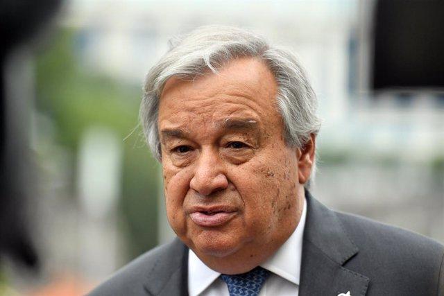 Siria.- La ONU instala la comisión interna encargada de investigar los ataques e