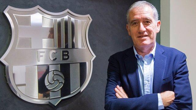 Fútbol sala.- Andreu Plaza renueva como entrenador del Barça hasta 2022
