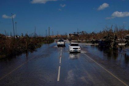 Las fuertes lluvias de la tormenta 'Humberto' amenazan a Bahamas