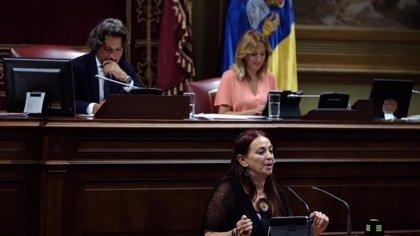 Del Río (Podemos) solicita al Gobierno de Canarias más inversión en I+D+i para evitar la fuga de talento