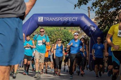 Más de 350 participantes en la II TransPerfect Mountain Challenge contra el cáncer infantil