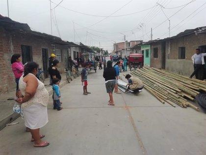 Madre Coraje y el Ayuntamiento de Pamplona apoyan a 226 familias de Piura (Perú) afectadas por lluvias torrenciales