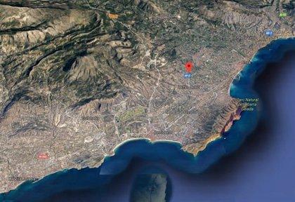 Fallece un peatón atropellado en una carretera de l'Alfàs del Pi