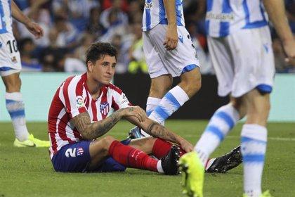 Dos imputados en San Sebastián por agredir a aficionados del Atlético de Madrid