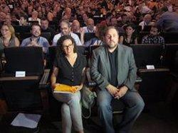 Les bases d'ERC voten aquest diumenge la reelecció de Junqueras i Rovira al capdavant del partit (EUROPA PRESS - Archivo)
