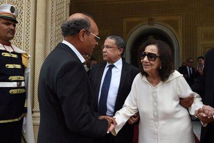 Muere la viuda del presidente tunecino Essebsi el día en que se elige a su sucesor