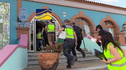 Detenidas 29 personas de una red que traficaba con personas y sustraía menores de un centro de protección de Almería