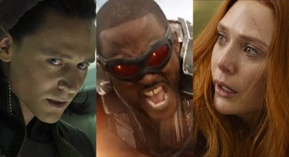 Revelados los títulos en clave de las series Marvel para Disney +