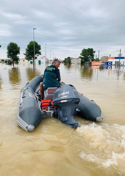 Más de 2.700 personas rescatadas en cinco días en la provincia de Alicante por la DANA