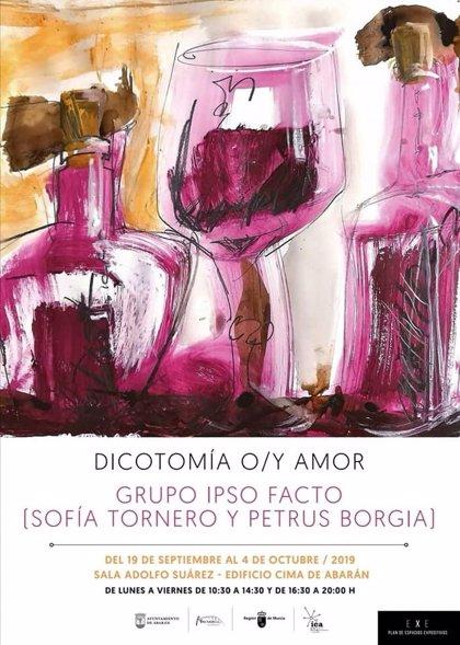 El amor a la naturaleza de los artistas Sofía Tornero y Petrus Borgia llega el jueves a Abarán con 'Dicotomía y/o amor'