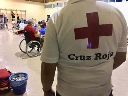 Cruz Roja aumenta la capacidad de albergue a 400 personas más tras activarse el convenio con el Gobierno