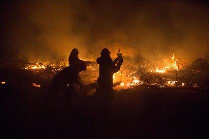 Bolivia.- Mueren ahogados en una poza tres bomberos que combatían los incendios en Bolivia