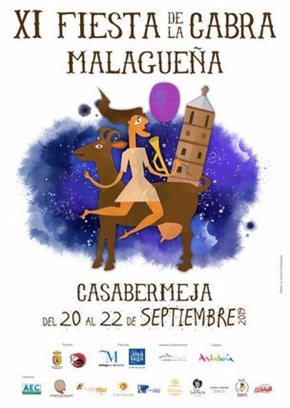 La Fiesta de la Cabra Malagueña espera recibir 5.000 personas durante el próximo fin de semana en Casabermeja