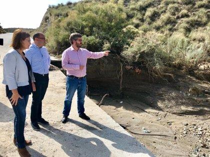 """Hervías (Cs) afea que el Gobierno central """"no tome ninguna medida"""" para evitar catástrofes con fenómenos meteorológicos"""