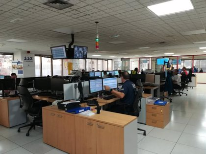 El 112 gestiona 103 expedientes por inundaciones, sobre todo en Arganda del Rey y Campo Real