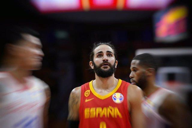 El internacional español Ricky Rubio ha sido designado mejor jugador del Mundial de baloncesto de China