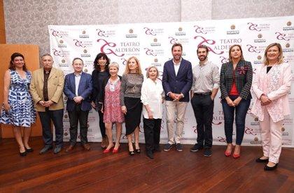 Tina Sainz, Daniel Muriel, Henar Sastre, Manoli Martín y Asociación Poeta Bululú, Premios Amigos del Teatro
