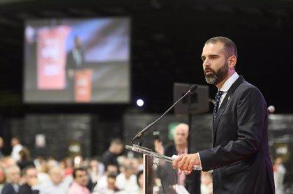 """El alcalde de Almería felicita a Cooperativa CASI en su 75 aniversario """"por ser un referente del sector agroalimentario"""""""