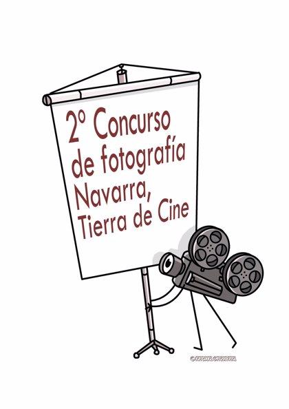 El plazo para participar en el II Concurso de fotografías 'Navarra, Tierra de Cine' concluye el próximo 15 de septiembre