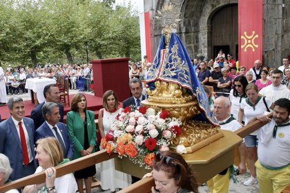 Cantabria celebra la Bien Aparecida con multitudinaria asistencia a su santuario