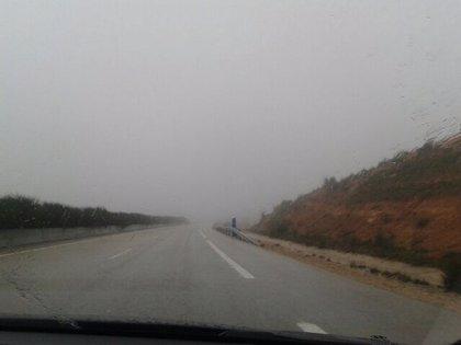 Cortan la CM-3130 en Toledo, CM-2028 en Guadalajara y AB-3001 y AB-2011 en Albacete por la lluvia