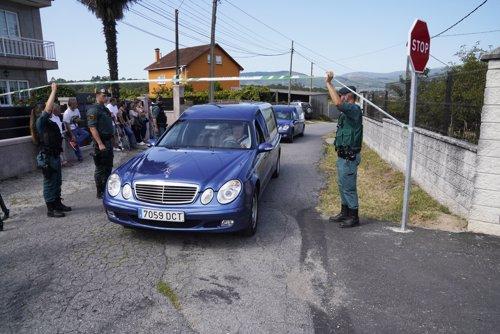 Tres mujeres han sido asesinadas en el concello pontevedrés de Valga