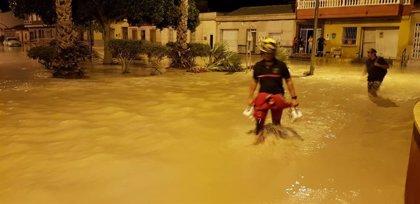 Un total de 329 personas continúan en albergues de Orihuela, Catral, Crevillent y Almoradí