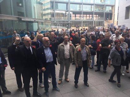 """Un centenar de personas respaldan a los acusados por las protestas en El Reconquista, que ven """"denuncias falsas"""""""
