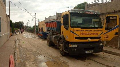 El Ayuntamiento de Molina de Segura pone en marcha un servicio de atención a afectados por las inundaciones