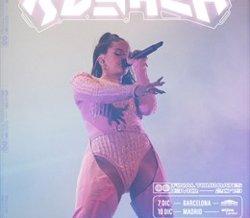 Rosalía actuarà a Barcelona i Madrid al desembre (LIVE NATION)