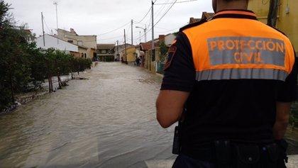 Un total de 23 carreteras permanecen cerradas en la Comunitat Valenciana por inundaciones y desprendimientos
