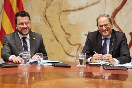 """Aragonès haría un gobierno de concentración """"mañana mismo"""" pero aclara que no hay acuerdo"""