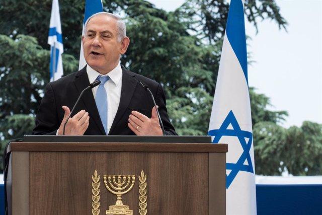 O.Próximo.- Netanyahu promete anexionar los asentamientos en Hebrón si gana las