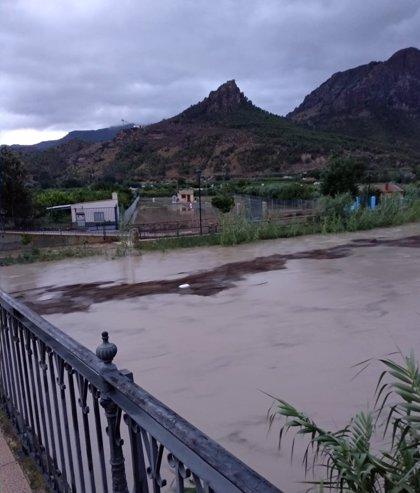 Ayuntamiento Molina de Segura advierte que no es necesario evacuar a la población ante la nueva crecida