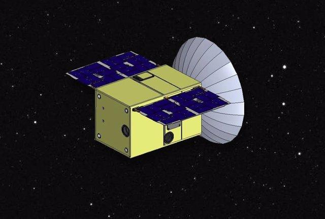 La NASA enviará un CubeSat a la órbita lunar prevista para Gateway