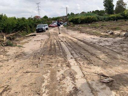 """López Miras advierte que aún es """"precipitado"""" cuantificar los daños producidos por la DANA"""
