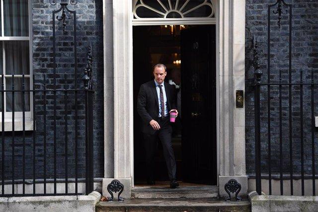 """Brexit.- El ministro de Exteriores británico atribuye a una """"posición táctica"""" l"""