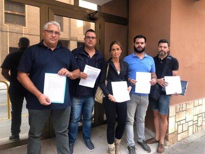 El PP denuncia a la Guardia Civil la instalación de dispensadoras de cloro en playas por posible delito medioambiental