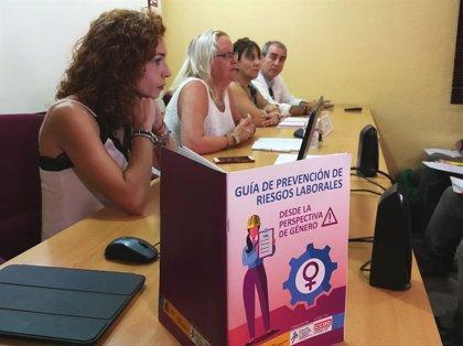 CCOO celebra una jornada formativa en Mérida para mejorar la salud y la seguridad de las mujeres trabajadoras