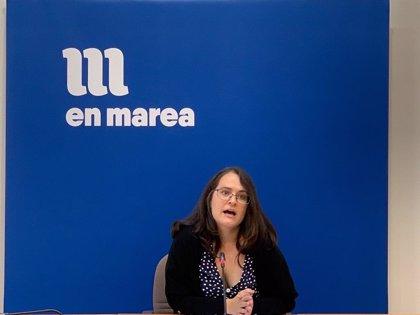 """El grupo mixto expresa su condena al crimen de Valga, que confirma la existencia del """"estado de emergencia feminista"""""""