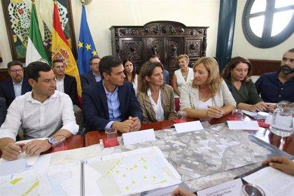 """Sánchez recuerda que la crisis """"no ha acabado"""" y afirma que el Gobierno no va a """"escatimar en recursos"""""""