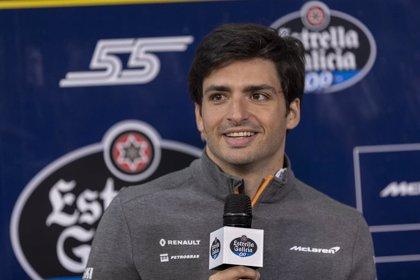 """Sainz: """"Hace ilusión que la gente te ponga entre los tres mejores pilotos del año"""""""